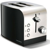 Buy Morphy Richards Equip 2-Slice Toaster - Black - Robert Dyas