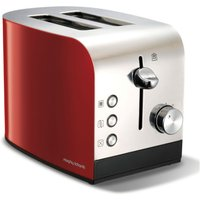 Buy Morphy Richards Equip 2-Slice Toaster - Red - Robert Dyas