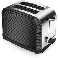 Buy Tower T20007 2-Slice Linear Toaster - Black - Robert Dyas