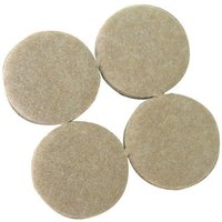 Select Hardware Feltgard Round Pads 38mm (8 pack)