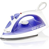 Swan 1800W Steam Iron - Purple