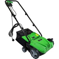 Charles Bentley 1500W 2-in-1 Electric Garden Scarifier and Aerator