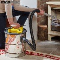 Robert Dyas MaxiVac Lightweight Bagless Fireplace Ash Vacuum