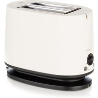 Buy Bodum Bistro 2-Slice Toaster - White - Robert Dyas