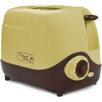Buy Jocca Vintage Style Toaster - Cream - Robert Dyas