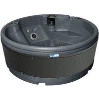 RotoSpa QuatroSpa Hot Tub - Dark Grey