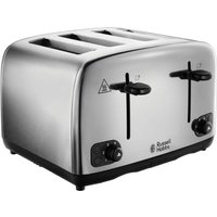 Buy Russell Hobbs 24090 Stainless Steel Toaster 4 Slice - Robert Dyas