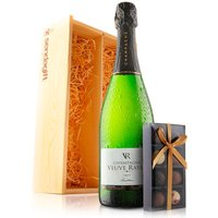 Virgin Wines Champagne and Chocolates