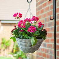 Smart Garden Sable Willow Basket 12in