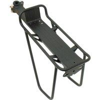 Robert Dyas Bitech Quick Release Seat Post Mounted Pannier Bike Rack