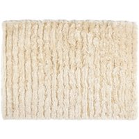 Robert Dyas Carved Glamour Rug 80 x 150 cm - Natural