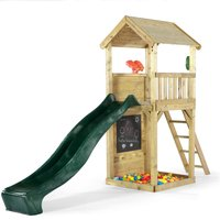 Plum Wooden Lookout Tower