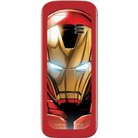 Lexibook Avengers Iron Man Dual Sim Mobile Phone
