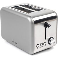 Buy Salter EK2652TITANIUM Metallics Polaris 2-Slice 850W Toaster - Titanium - Robert Dyas