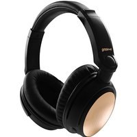 Image of Groov-e Ultra Wireless Bluetooth Stereo Headphones with Powerful Sound - Gold