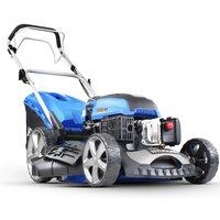 Hyundai HYM510SP 4-Stroke Petrol Lawnmower 173CC Self Propelled 51cm/20 inch Cutting Width