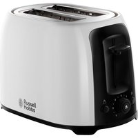 Buy Russell Hobbs 25210 My Breakfast Toaster - White & Black - Robert Dyas