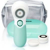 Robert Dyas Cosmopolitan COSPA09 Facial Cleansing Brush - White and Green