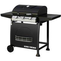 George Foreman 3 Burner Gas BBQ
