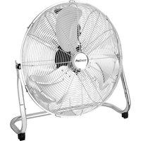 Robert Dyas Pro Breeze 20 Inch Floor Fan - Chrome