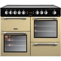 Robert Dyas Leisure CK100C210C 100cm Cookmaster Electric Range Cooker - Cream
