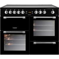 Robert Dyas Leisure CK100C210K 100cm Cookmaster Electric Range Cooker - Black