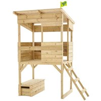 Robert Dyas TP Toys Tree Tops Tower Playhouse with Toy Box