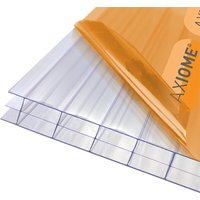 Robert Dyas Axiome Clear 16mm Polycarbonate 2100 x 3000mm