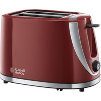 Buy Russell Hobbs Mode 2-Slice Toaster - Red - Robert Dyas