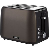 Buy Tower 2-Slice Toaster - Stainless Steel - Robert Dyas