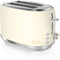 Buy Fearne Cotton by Swan Fearne by Swan 2-Slice Toaster - Cream - Robert Dyas