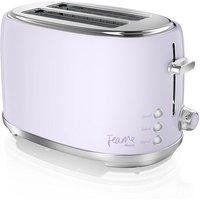 Buy Fearne Cotton by Swan Fearne by Swan 2-Slice Toaster - Purple - Robert Dyas