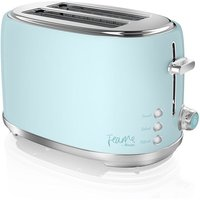 Buy Fearne Cotton by Swan Fearne by Swan 2-Slice Toaster - Blue - Robert Dyas