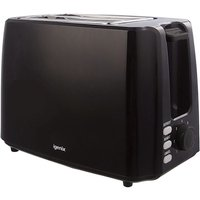 Buy Igenix 2-Slice Toaster - Black - Robert Dyas