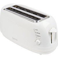 Buy Igenix 4-Slice Toaster - White - Robert Dyas