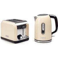 Buy Haden Chiswick Twin Kettle and Toaster Set - Cream - Robert Dyas