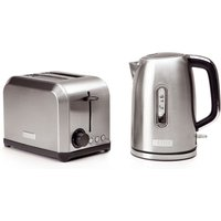 Buy Haden Hampton Twin Kettle and Toaster Set - Stainless Steel - Robert Dyas