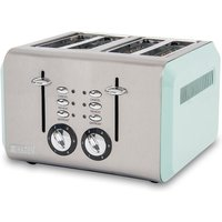 Buy Haden Cotswold 4-Slice Toaster - Sage/Mint - Robert Dyas