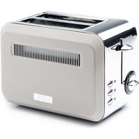 Buy Haden Cotswold 2-Slice Toaster - Putty/Stainless Steel - Robert Dyas