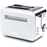 Buy Haden Cotswold 2-Slice Toaster - White/Stainless Steel - Robert Dyas