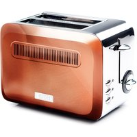 Buy Haden Boston 2-Slice Toaster - Copper - Robert Dyas