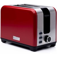Buy Haden Jersey 2-Slice Toaster - Red - Robert Dyas
