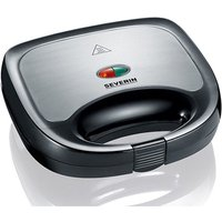 Buy Severin Sandwich Toaster - Black - Robert Dyas
