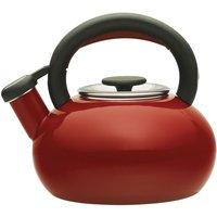 Prestige Red Stove Top Kettle - 1.4L