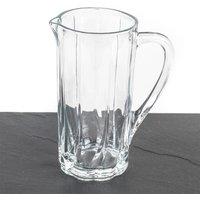 RCR Twist Crystal Glass Water Jug - 1.2L