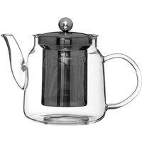 Premier Housewares High Borosilicate Teapot - 650ml