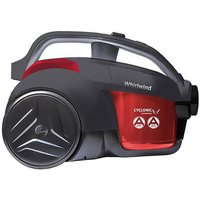 Hoover LA71WR10 1.2L 700W Whirlwind Cylinder Vacuum Cleaner - Red/Grey