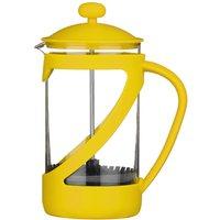 Premier Housewares Kenya 4-Cup Cafetiere - Yellow