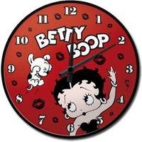 Betty Boop Wanduhr
