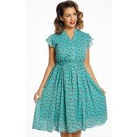 Ladybird Print Tea Dress